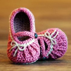 Crochet Pattern Too Cute  Mary Jane with easy gathering pattern number 210 PDF