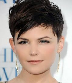 Pixie Hair Cuts For Unique - Hairstyles, Easy Hairstyles For Girls Chubby Face Haircuts, Hairstyle For Chubby Face, Hairstyles For Fat Faces, Round Face Haircuts, Haircut For Thick Hair, Short Pixie Haircuts, Pixie Hairstyles, Unique Hairstyles, Face Slimming Hairstyles