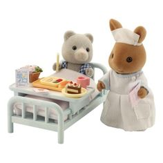 sylvanian family nurse - Google Search