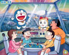 Descarga las mejores imágenes y fondos de pantalla de Doraemon, Wallpapers HD para descargar gratis de esta serie de dibujos animados.