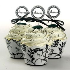 Ohh love this but we could do the wedding date or initials on the bottle cap images like I did at paisley's party