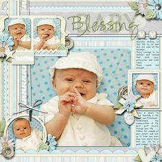 Sarah8914's Gallery: Baby Blessing