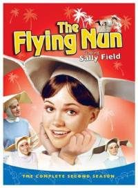 The Flying Nun with Sally Field - was too young to remember the actual show but remember reruns :)