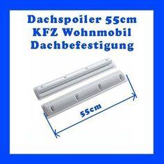 Solarmodul HalteSpoiler 2x 55 cm für Solarmodule KFZ Wohnmobil Dachbefestigung