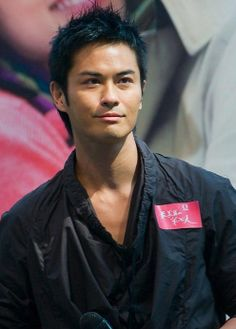 Kevin Cheng 鄭嘉穎 - Hong Kong male celebrities