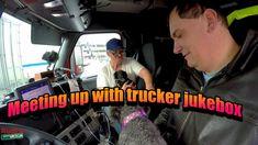 Meeting up with trucker jukebox Rudi's NORTH AMERICAN ADVENTURES 02/03/18 Vlog#1333 - YouTube Jukebox, Adventure, American, Videos, Music, Youtube, Musica, Musik, Fairytail