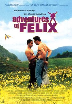 Reel Charlie's 30 Days of Gay review of Adventures of Felix