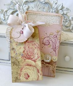 scrapbooking #tags #shabby