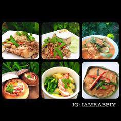 สูตรอาหารคลีนอาหารคลีนแบบไทย เหมาะกับมือใหม่ ทุกจานไขมันต่ำ