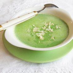 Spenót krémleves - Anya főztje Ethnic Recipes, Soups, Food, Tattoos, Diet, Tatuajes, Essen, Tattoo, Soup