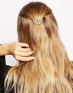 ASOS Open Crescent Hair Clip