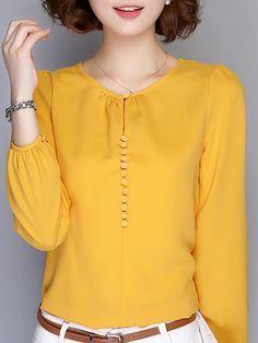 Bell Sleeve Blouse, Short Sleeve Blouse, Long Sleeve, Stylish Dresses, Trendy Outfits, Fashion Dresses, Blouse Styles, Blouse Designs, Lace Sleeves