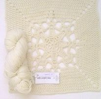Rios by Malabrigo - #Yarn review and FREE block #crochet pattern from Love of Crochet magazine