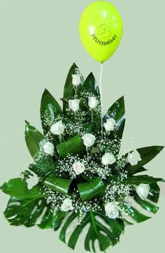 Church Flower Arrangements, Floral Arrangements, Tuesday, Christmas Wreaths, Floral Design, Bouquet, Decorations, Holiday Decor, Florals
