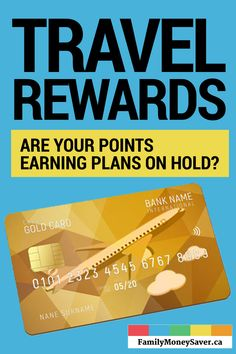 You have epic plans for an amazing around the world vacation, paid for using travel points. And then suddenly – all international travel grinds to a screeching halt. Credit Card Points, Credit Card Interest, Purpose Of Travel, Lost Job, Travel Rewards, Ways To Save, Money Management, Suddenly, Hold On