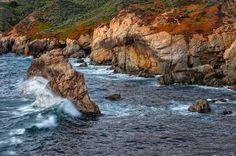 Garrapata State Park in Northern California