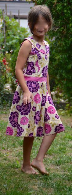 GagaYa: Blumen-Kleid Rike.