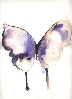 watercolor tattoos   Watercolor butterfly by Metamorphosing   Tattoo