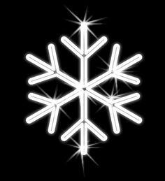 Vločka vianočná na zavesenie - 2D - 500mm - OVL 06-L