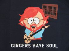 Phish lot shirt on ebay    Trey  http://www.ebay.com/itm/NEW-Phish-Tee-Gingers-Have-Soul-Trey-is-a-Ginger-/220905893556?pt=US_Mens_Tshirts&var=&hash=item336f046eb4#ht_500wt_1250