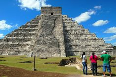 The Top 10 Places in Mexico Chitzen itza