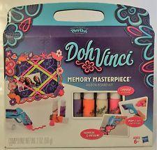 Doh Vinci Memory Masterpiece Ribbon Board Kit by Play Doh