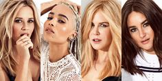 Big Little Lies - Reese Witherspoon, Zoë Kravitz, Nicole Kidman, and Shailene Woodley Spill Their Secrets - ELLE.com