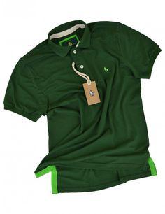 Camisa Polo SheepFyeld Militar Abertura Lateral Colorida