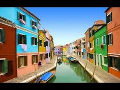 A tour of beautiful Murano, Venice, Italy