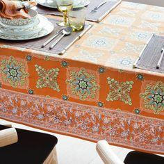 linge de table nappes torchons on pinterest. Black Bedroom Furniture Sets. Home Design Ideas