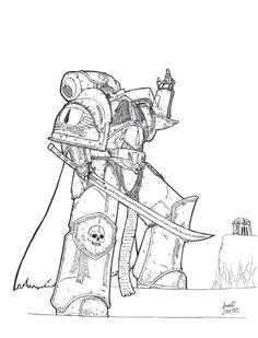 Demonus Valar - Master of the Blood Guardians by Greyall.deviantart.com on @deviantART