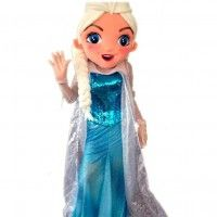 Elsa mascot from JoJoFun