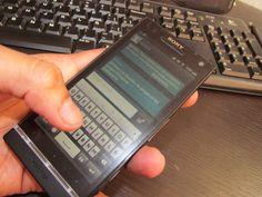 GuapachoLabs: probamos el Sony Xperia S