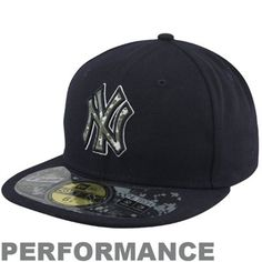 the latest a66d8 cf072 New Era New York Yankees Stars   Stripes On-Field 59FIFTY Fitted Hat- Navy  Blue