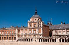Palacio de Aranjuez - Verano 2013 [Paisaje Urbano] #PaisajeUrbano #PalacioAranjuez #AranjuezPalace #Palace #Aranjuez