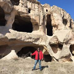 Hirbat Midras, in Adullam Grove Nature Reserve in Israel, part of what geologist Dr. Alexander Koltypin hypothesizes to be a massive complex of prehistoric underground structures stretching across the Mediterranean. (Courtesy of Alexander Koltypin)          In Beyond