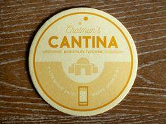 Cantina Beer Mat