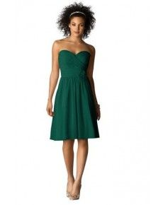 some green dresses for us to think about