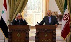 المعلم: مصر إيران ستلعبان دورا بناء في تسوية الأزمة السورية