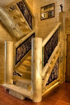 Best 1000 Images About Rustic Stairs And Railing On Pinterest Logs Stairs And Railings 400 x 300