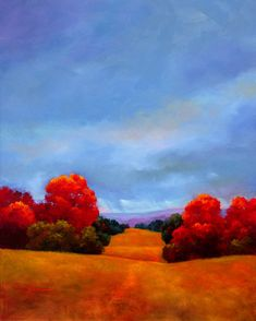 Donna Young, Summer Storm