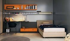 15 Cool and Well-Expressed Teen Bedroom Collection | Home Design Lover