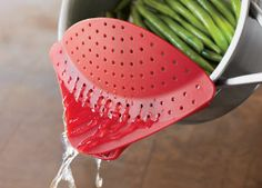 Kitchen Tools | Mesh Strainers & Collapsible Colanders | Sur La Table
