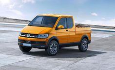 Volkswagen Tristar Concept: concurrent voor Unimog?