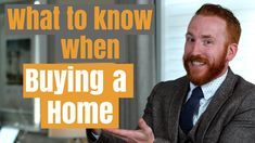 What should I know before buying a house as a first time home buyer