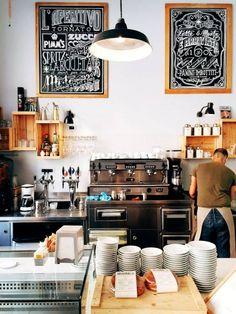 海外の本格カフェからインテリアのヒントを掴もう♡ | folk