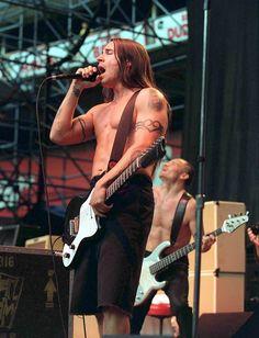 Anthony Kiedis, Jon Bon Jovi, and more rock stars in their 50s. My contemporaries. :-)