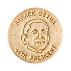 Dick & Jane Educational Snacks;  Presidential Edition;  Barack Hussein Obama, 44th President, 2009 -