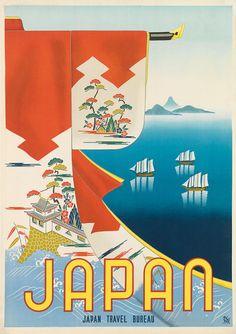 いま見ても新鮮デザイン!レトロ感が満載な昭和の時代の日本観光PRポスターまとめ - エキサイトニュース(1/2)