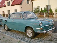 1966 ŠKODA 1000 MBX DeLuxe Type 990 T